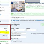 Der Early Payment Discount von booking.com